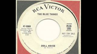 The Blue Things - Doll House