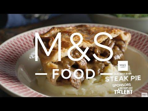 M&S Food sponsors Britain's Got Talent - Autumn 2020 idents reel 2   M&S FOOD