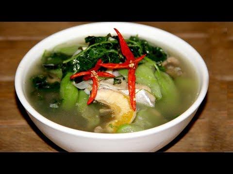 របៀបធ្វើសំឡសន្លក់ | Cambodia Foods | Asian food | មេផ្ទះ (Housewife)