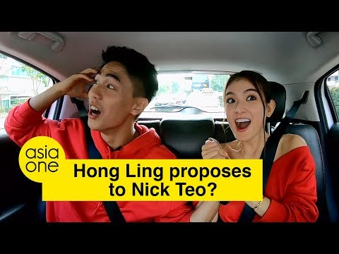 Buckle Up Episode 5: Hong Ling Proposed To Nick Teo?