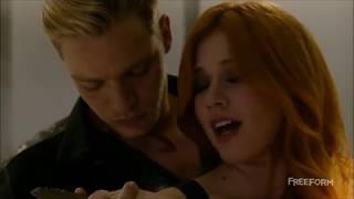 ShadowHunters 1x07 // Jace And Clary