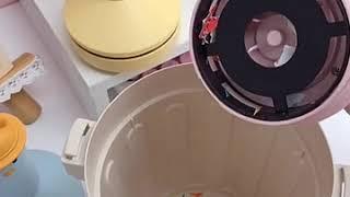 지우개청소기 책상 소형 미니 usb충전 귀여운 청소기