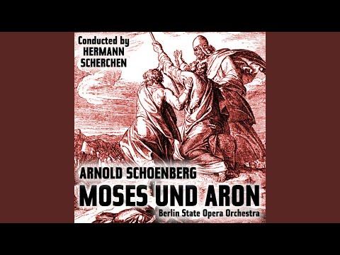 Moses und Aron: Act I, Scene 1
