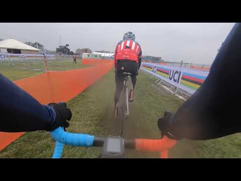 2019 UCI  Cyclocross World Championships Bogense Denmark