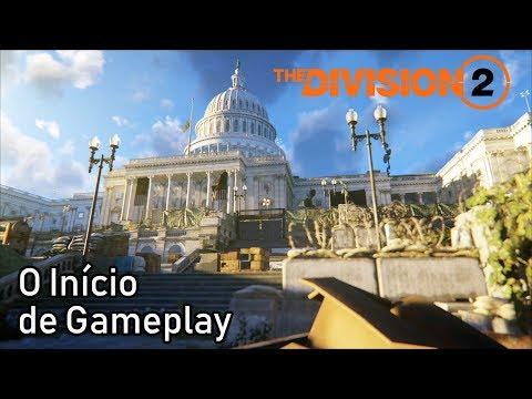 THE DIVISION 2 - O Início de Gameplay, em Português PT-BR! | Versão Final do Jogo