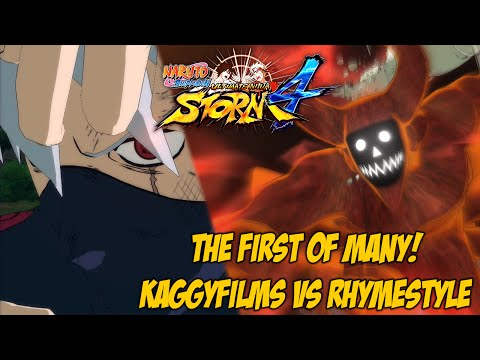 THE FIRST OF MANY! KaggyFilms VS RhymeStyle | Naruto Shippuden: Ultimate Ninja Storm 4 (Duels)