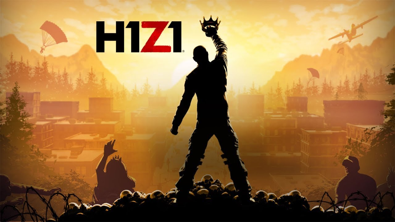H1Z1 Gameplay [PC 1080p HD]
