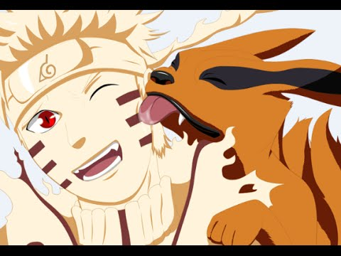 Naruto and Kurama AMV  Naruto AMV  Be Somebody