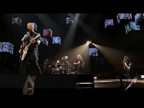Metallica: Whiskey in the Jar Bologna, Italy  February 14, 2018