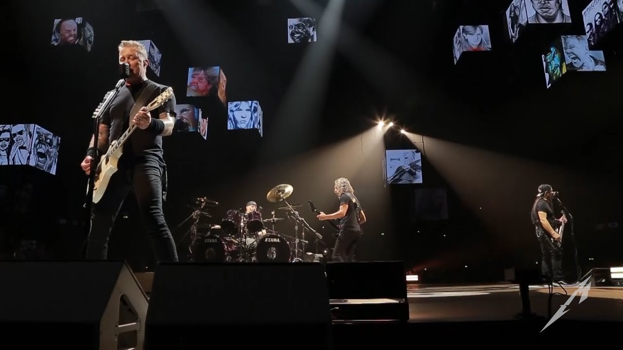 Metallica: Whiskey in the Jar (Bologna, Italy - February 14, 2018)