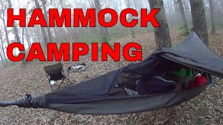 Hennessy Camping Hammock Review - Camping in Missouri