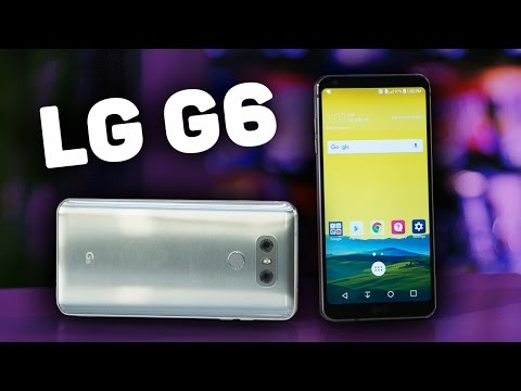 LG G6: Better Than the Rest?