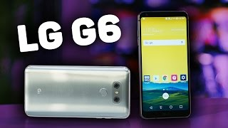 LG G6: Better Than the Rest? (+Giveaway)