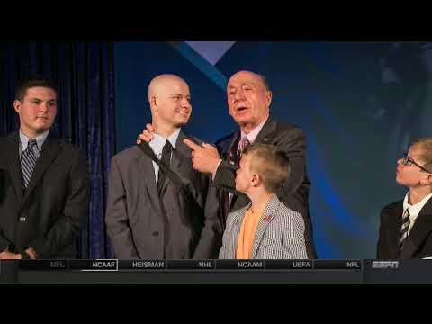 Dick Vitale 2017 Jimmy V Classic Halftime Speech