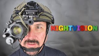 NIGHT VISION ... For Noobs