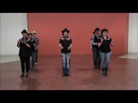 IRISH STEW Line Dance