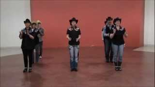 Irish Stew Line Dance