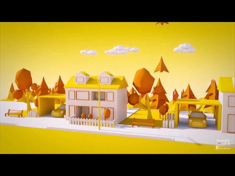 AAFT   School of Animation   Student Work   3D Motion Graphics