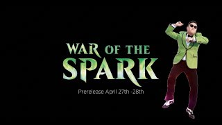 War of the Spark Trailer but it's Gangnam Style