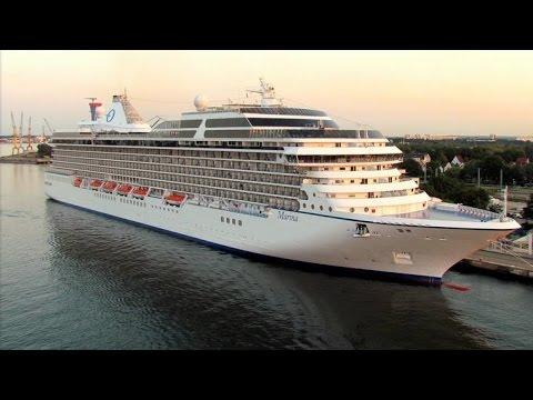 Südseekreuzfahrt auf der Oceania Marina