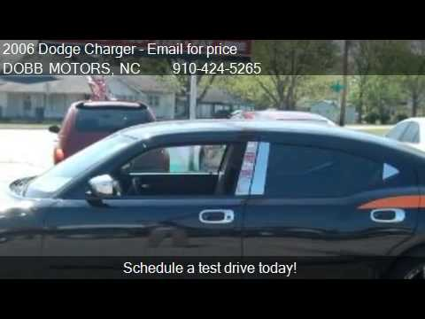 2006 Dodge Charger SE; SXT - for sale in Fayetteville, NC 28