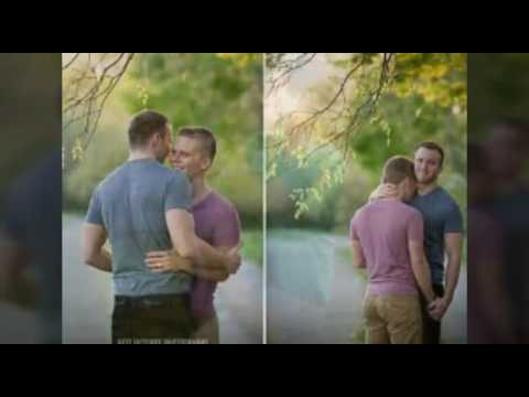 THE BEST GAY CUTE COUPLES
