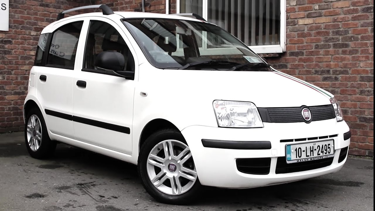 fiat panda 2004 2012 review carsireland ie youtube. Black Bedroom Furniture Sets. Home Design Ideas