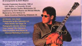 """Smooth jazz from guitarist Patrick Yandall """"A Lasting Embrace"""""""