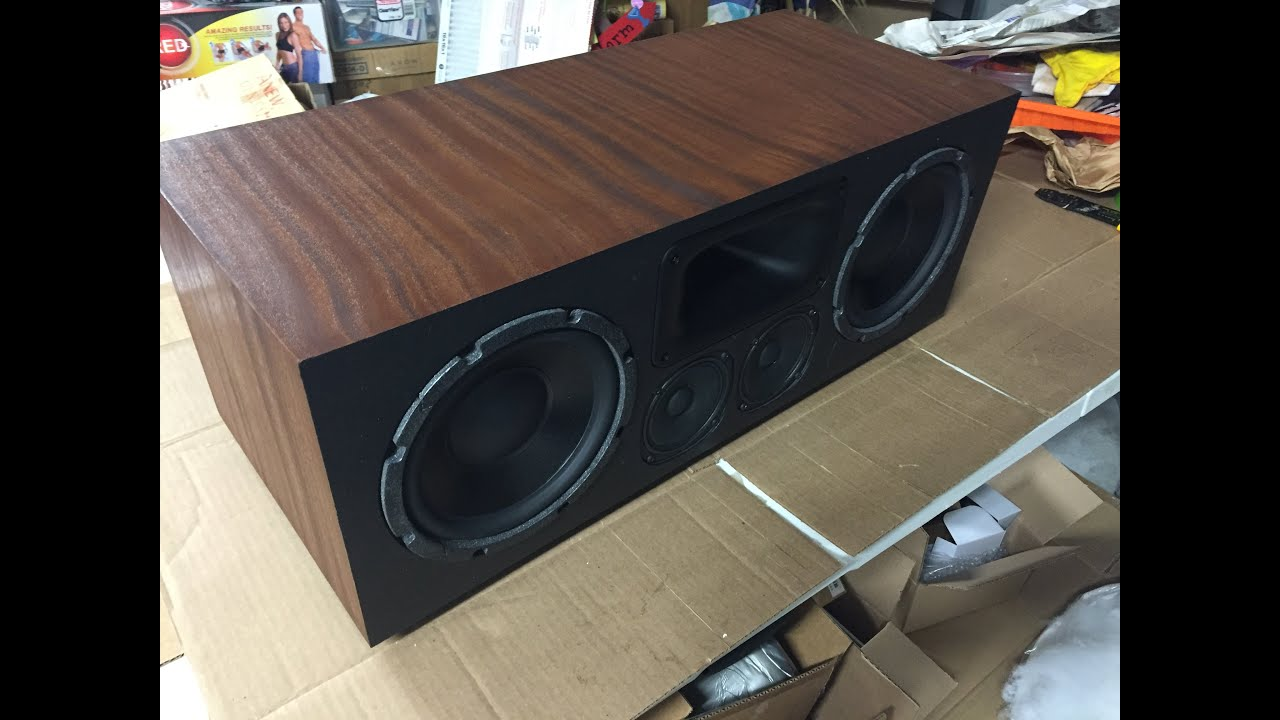 Home Theater Speakers Diy Speaker Build You