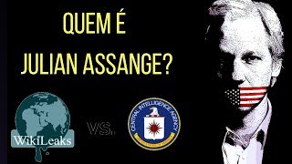 QUEM É JULIAN ASSANGE do WIKILEAKS? #Whistleblower