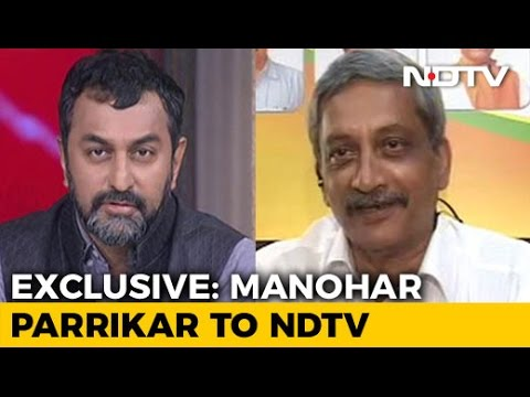 Goa Congress Legislators Want To Join BJP, Says Manohar Parrikar