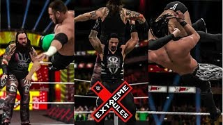 Wwe 2k17 extreme rules 2017 - fatal 5 way | prediction highlights
