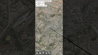 كيفية إظهار الطرق وأسماء المدن والشوارع على خريطة الأقمار الصناعية في تطبيق all-in-one offline maps screenshot 4