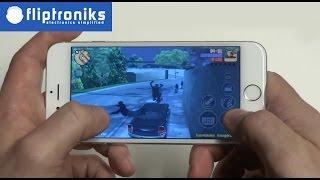 Grand Theft Auto III Iphone 6 Gameplay - Fliptroniks.com