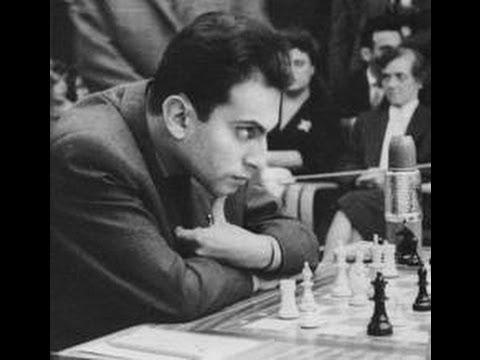 Amazing Chess Games : Mikhail Tal vs Mikhail Botvinnik World Championship Match 1960 - Games 1,6,7