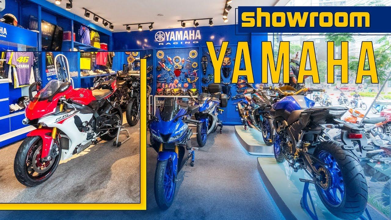 Ngoài R15v3, MT-15, Yamaha Việt Nam còn HÀNG KHỦNG gì: R1, MT-09???