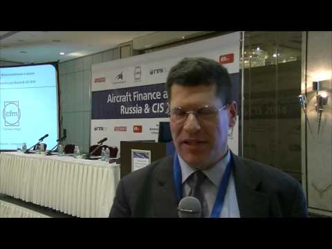 Mark Diamond, CF SH&E at Aircraft Finance and Lease Russia and CIS 2014