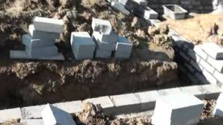 2010-10-29 - bloczki fundament
