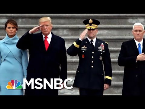 Trump Pulls Plug On Military Parade, Plan To Privatize War In Afghan Resurges   MTP Daily   MSNBC