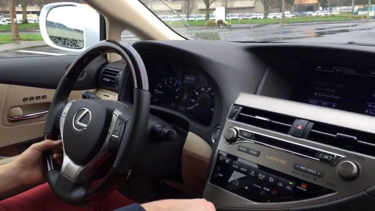 2017 Lexus Rx 350 0 60 Test