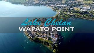 DJI Mavic Pro: Wapato Point, Lake Chelan, Wa