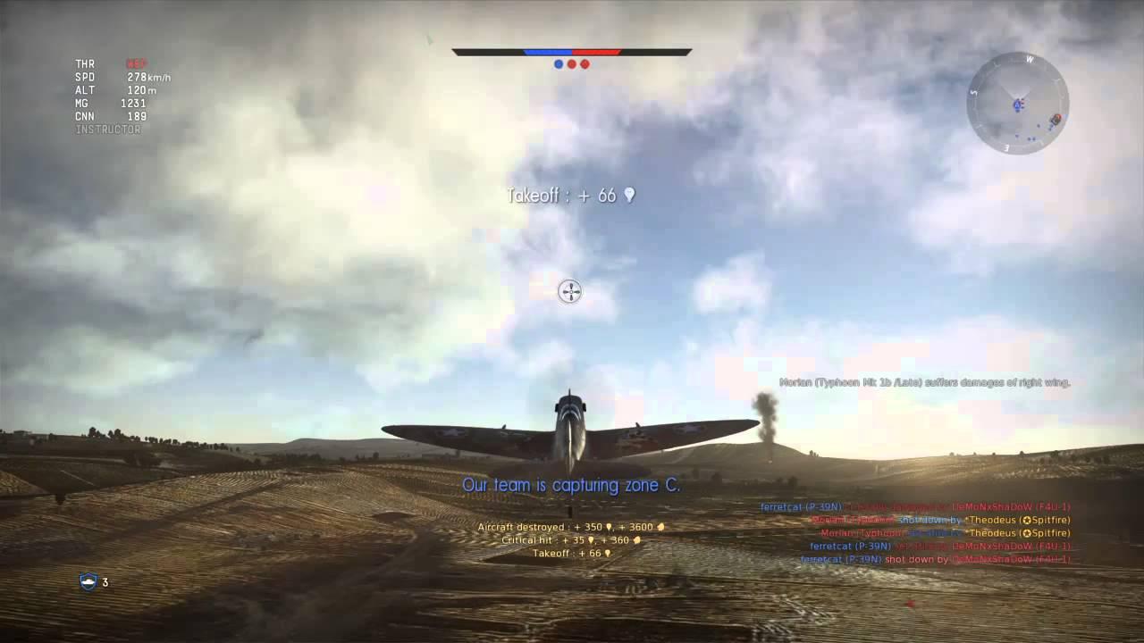 Ps4 war thunder gameplay spitfire mlp