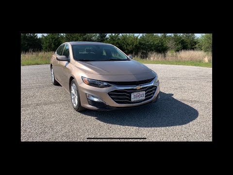 2019 Chevrolet Malibu LT (tour/review)