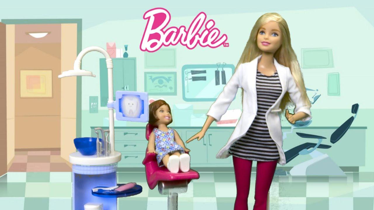 barbie dentist