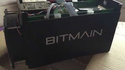 Bitmain Antminer S5 - Bitcoin Miner mit 1155 gh/s