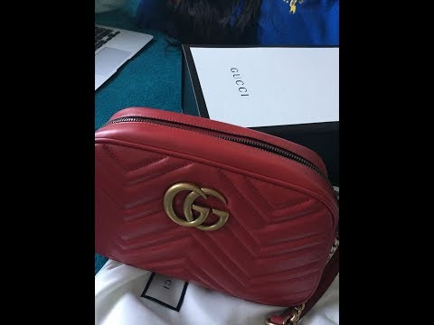 how-much-is-a-gucci-marmont-small-camera-bag?-unboxing-and-price-reveal