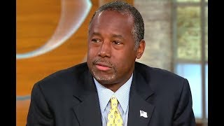 "Ben Carson's Virginia Home ""Vandalized"""