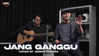 JANG GANGGU - SHINE OF BLACK | COVER BY ANGGA CANDRA