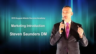 Gambar cover 2019 August Atlanta Success Academy Marketing Introduction By Steven Saunders DM - 20M27S (00051)