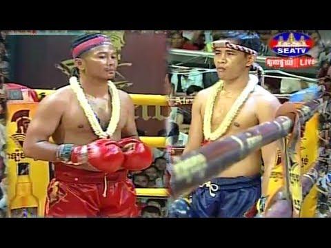 Phon Phana vs Samdeng(thai), Khmer Boxing Seatv 18 June 2017, Kun Khmer vs Muay Thai